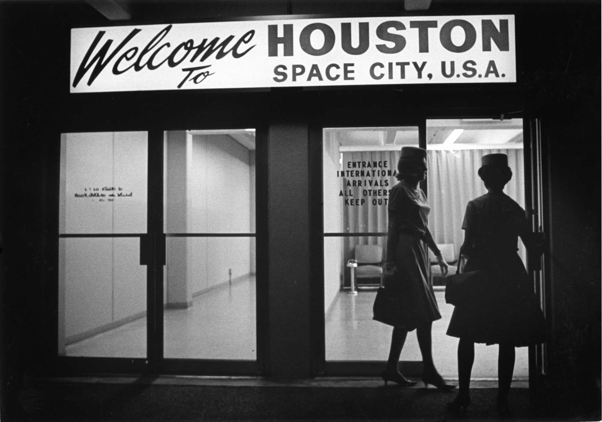 space city nasa is everpresent in houston area for more - HD 2048×1437