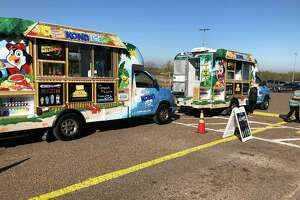 Kona Ice is a mobile franchise that whips up shaved ice in a tropical-themed truck. A portion of their proceeds are donated to local organizations, schools or charities.