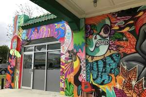 The new wine bar Little Death is located at 2327 N. St. Mary's St.