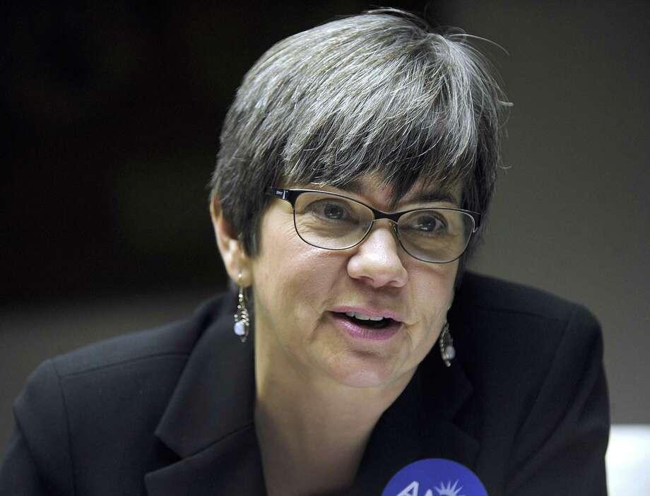Anne Hughes, D-Easton. Photo: Carol Kaliff / Hearst Connecticut Media / The News-Times