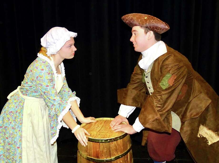 "The Housatonic Musical Theatre Society will present ""Rip Van Winkle: The Musical"" at HVRHS, Thursday through Saturday, March 14-16. Photo: Contributed Photo /"