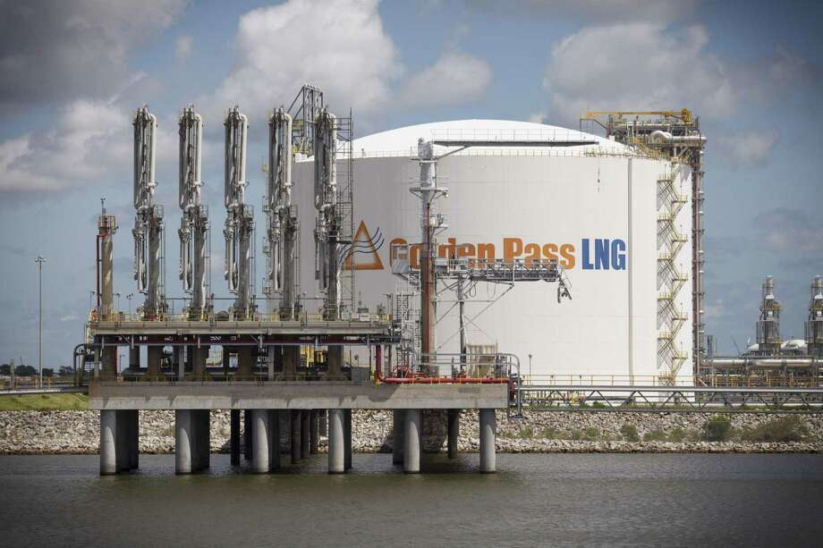 Empty tanker berths at the Golden Pass LNG natural gas import terminal in Sabine Pass, Texas, Sept. 10, 2014. The terminal was originally designed to import natural gas from Qatar. Now in 2019, it's being repurposed to export American gas to Latin America, Asia and Europe. Qatar Petroleum and Exxon Mobil said on Feb. 5, 2019, that they are making a big investment in American natural gas exports nearly two years after Saudi Arabia and its allies launched a trade embargo against Qatar. The export terminal will be built using turbines made by Houston oilfield service company Baker Hughes. Photo: MICHAEL STRAVATO, STR / NYT / NYTNS