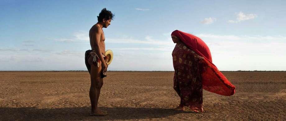 "Jose Acosta and Natalia Reyes in ""Birds of Passage."" (Blond Indian Films/IMDb/TNS) Photo: Blond Indian Films, HO / TNS / IMDb"