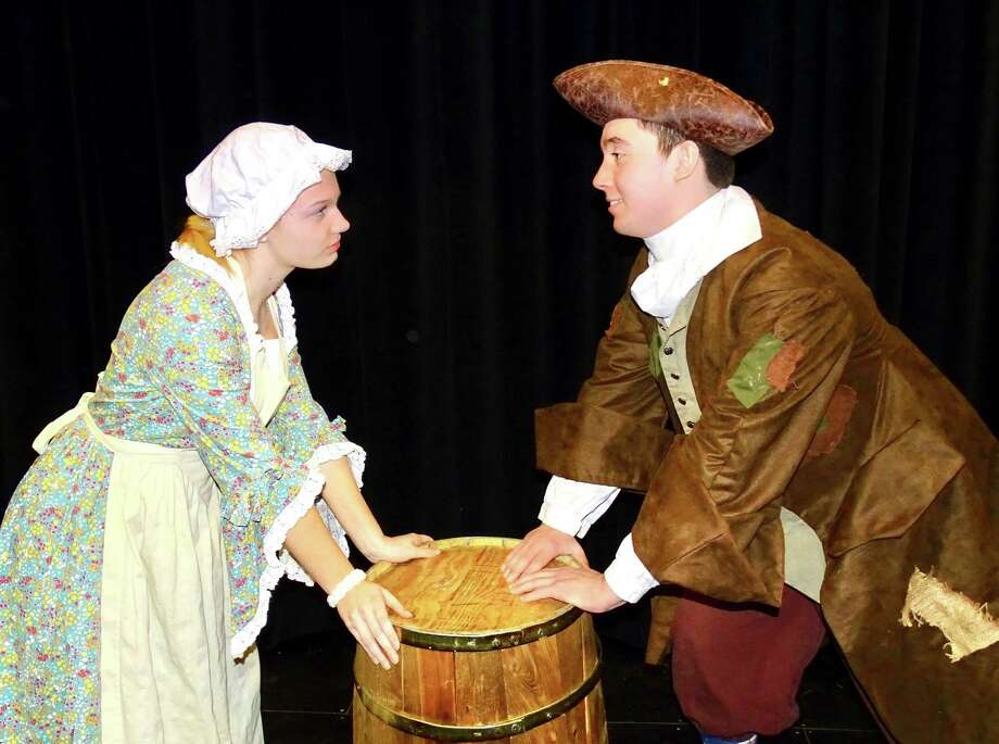 "The Housatonic Musical Theatre Society at Housatonic Valley Regional High School on Route 7 in Falls Village is staging its production of ""Rip Van Winkle: The Musical"" March 15 at 7:30 p.m. and March 16 at 2 and 7:30 p.m. Photo: Courtesy Of Housatonic Musical Theatre Society / The News-Times Contributed"