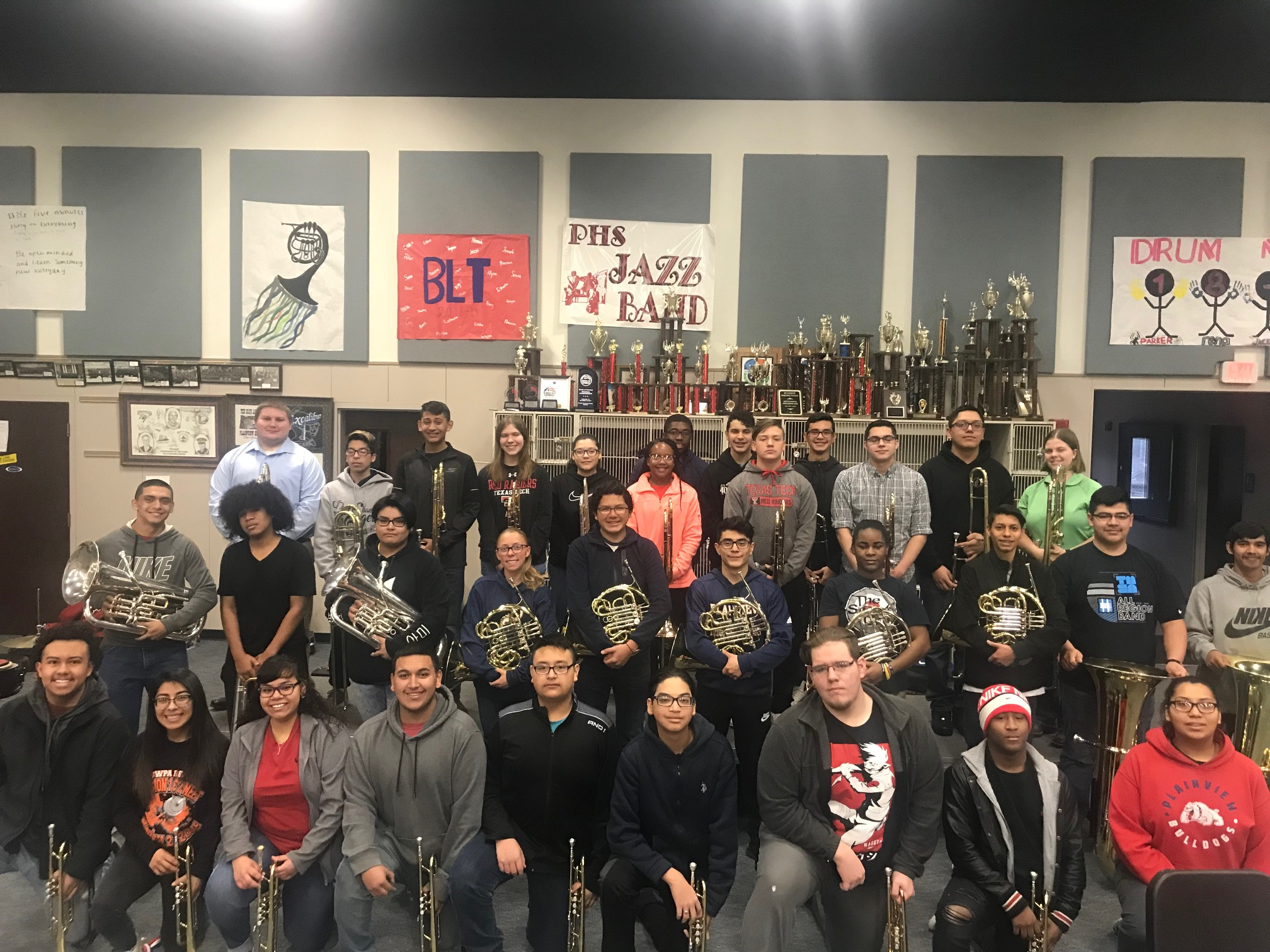 Slideshow: Plainview High School Band - Spring 2020 ... |Plainview Band