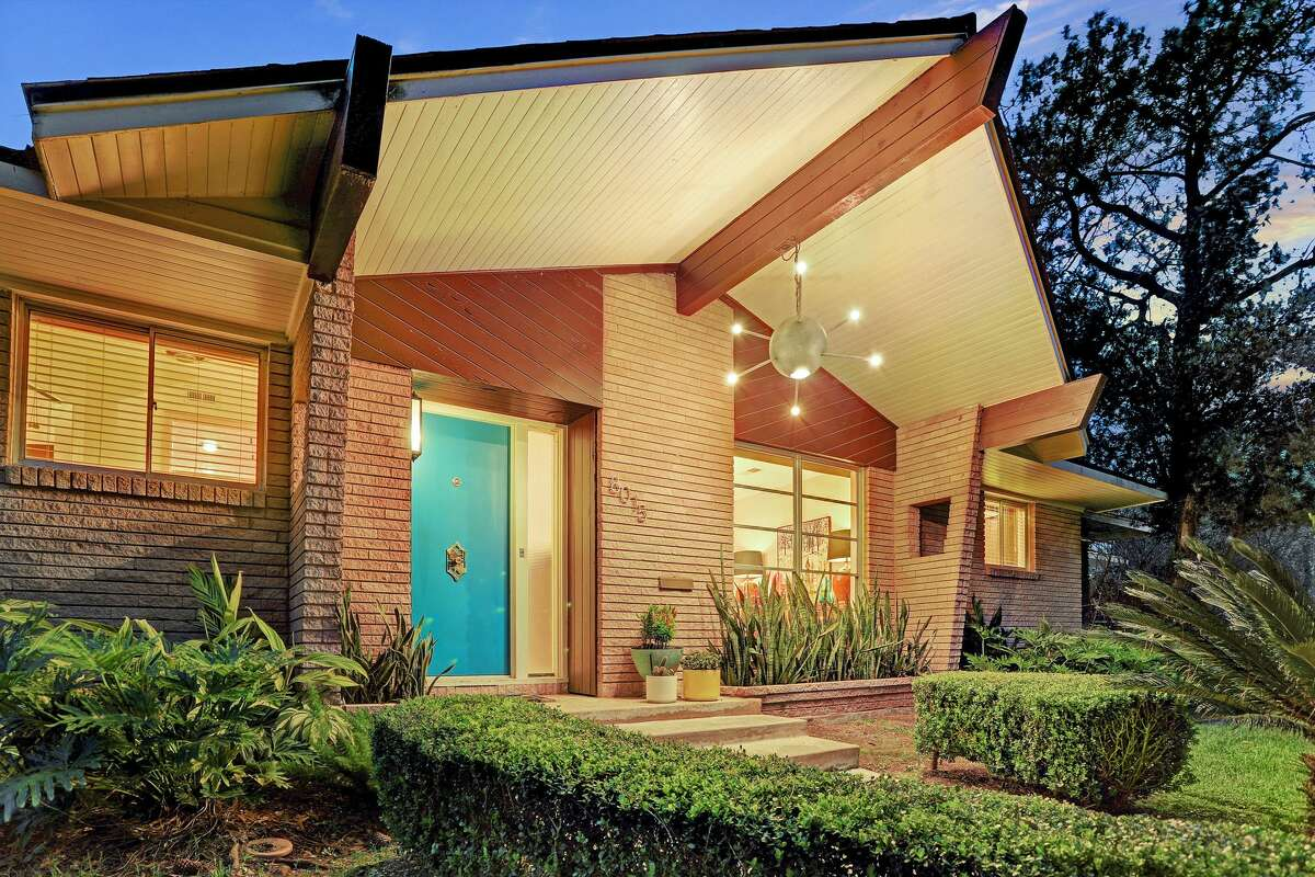 In 1957, the same year the Sputnik launched, Donald Stotler built a house in Glenbrook Valley. He was so enthralled with the space race that he commissioned a Sputnik light fixture for his mid-century home, and the oft-photographed home became known as the Sputnik house. It is now hitting the market.