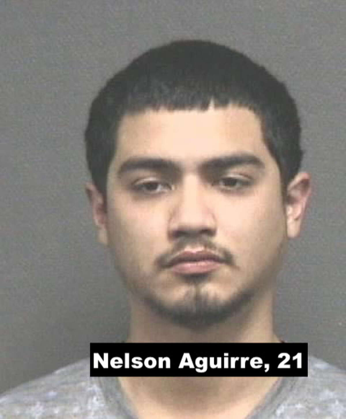 Nelson Aguirre, 21