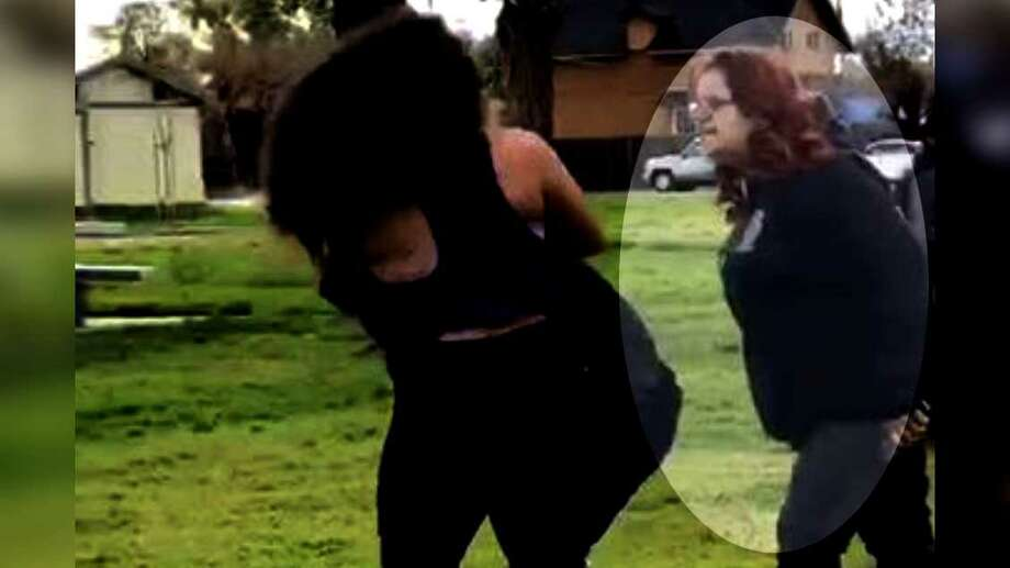 A Turlock woman was caught on video egging on her 13-year-old daughter to hit another 13-year-old.    Bad parenting advice through the years >>>>