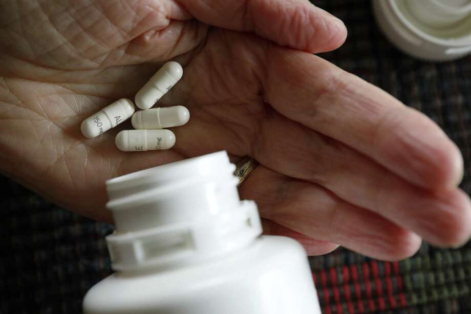 AARP has launched a campaign to push federal policymakers to reduce the cost of prescription drugs. Photo: Charlie Neibergall / Associated Press / Copyright 2019 The Associated Press. All rights reserved