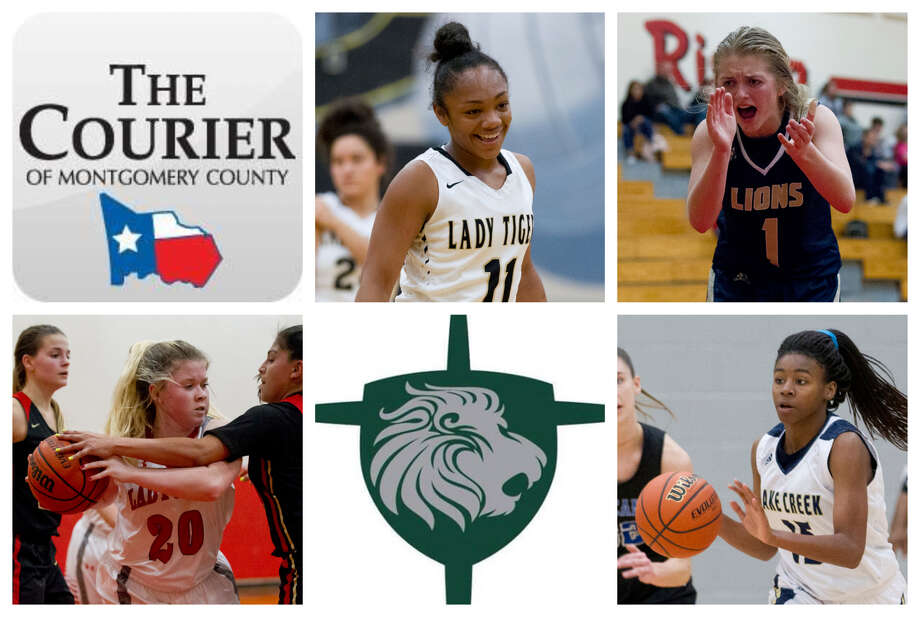 Conroe's Kennedy Powell, Lake Creek's Makenzie Logeman, Splendora's Erin Kendall, Legacy Prep's Maddie Steed and Lake Creek's Taliyah McShan are The Courier's nominees for Newcomer of the Year. Photo: Staff Photos