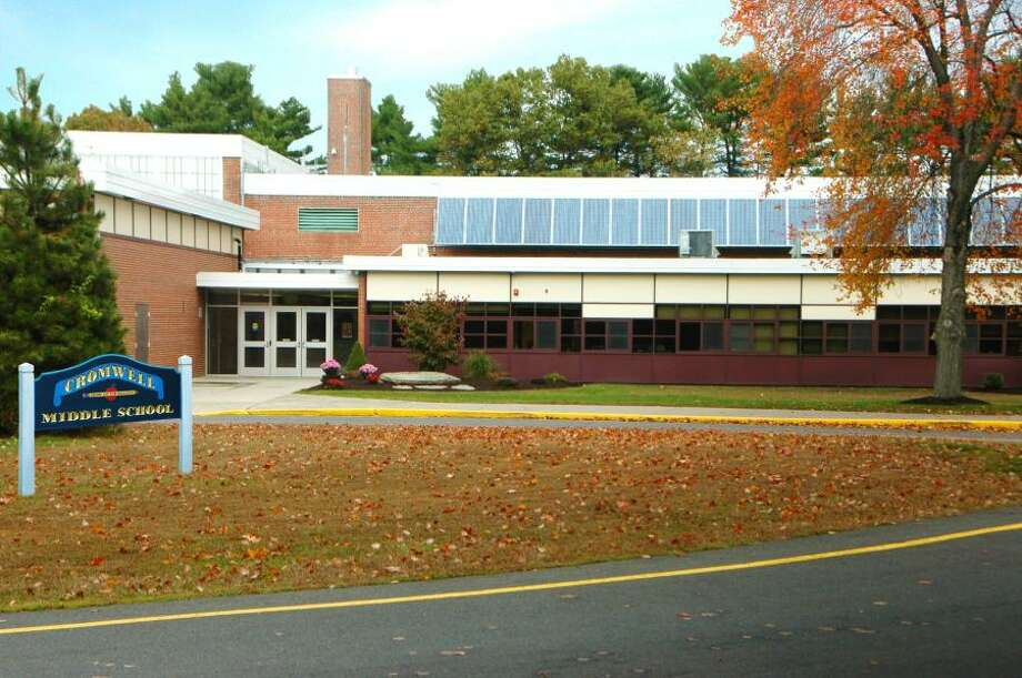 Cromwell Middle School Photo: File Photo