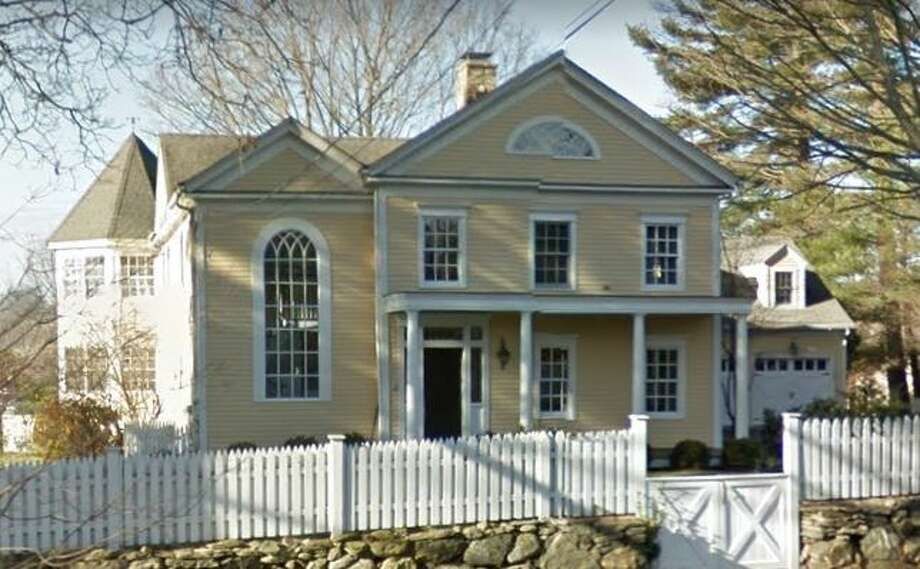2493 Redding Road in Fairfield sold for $1,289,000. Photo: Google Street View