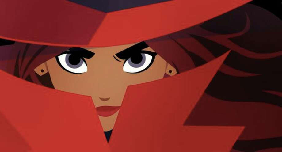 Can you find Carmen Sandiego in Google Earth's new game? Photo: Google Earth