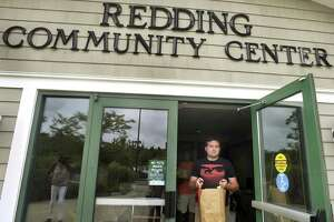File photo of the Redding Community Center