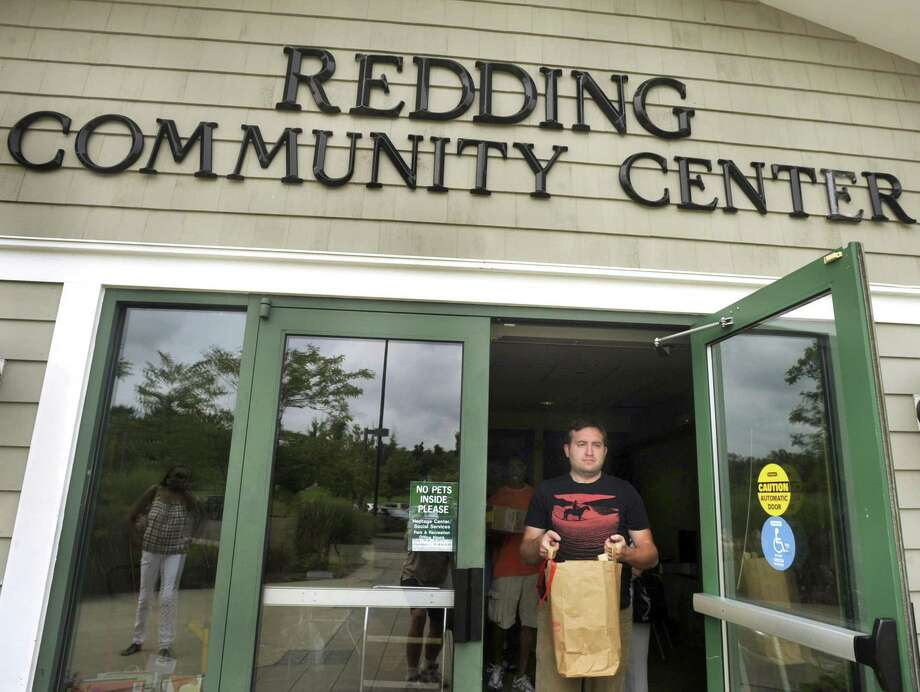 File photo of the Redding Community Center Photo: Michael Duffy / Michael Duffy / The News-Times