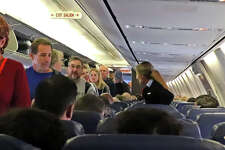 A scientific study adds some new perspective to the risks of germs in airplane cabins.