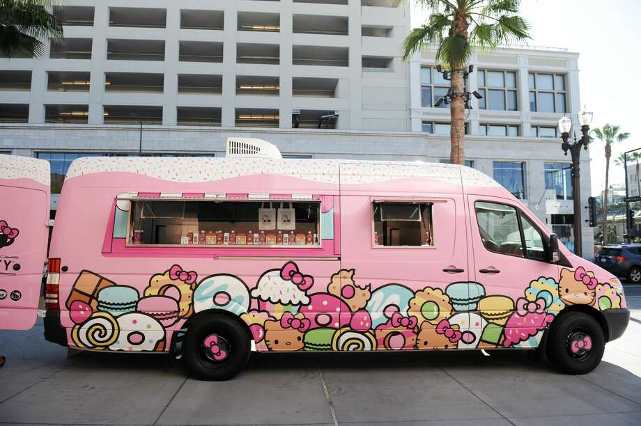 Here's when and where the Hello Kitty Cafe Truck will make stops in Houston again