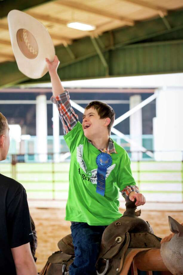 The 4th Annual Montgomery County 4-H Angels Rodeo took place March 10 at the Lone Star Equestrian Center in Conroe. Photo: Photo Courtesy Connie McNabb