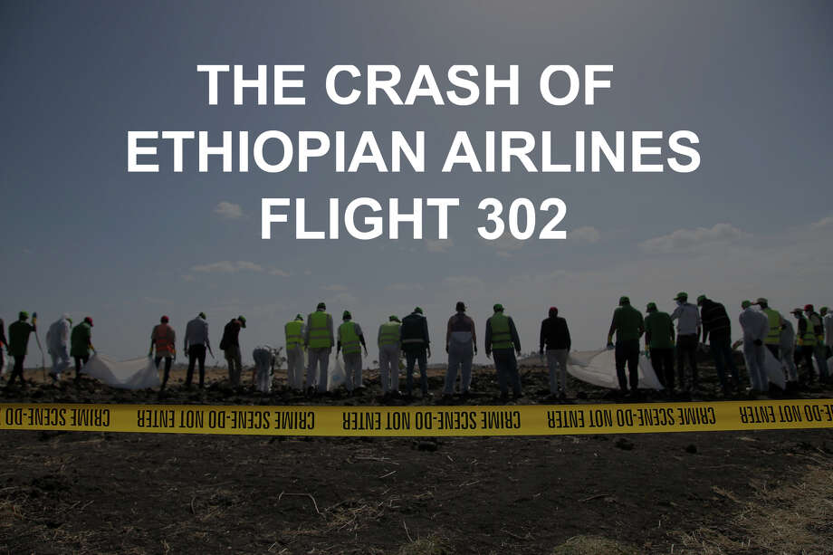 THE CRASH OF ETHIOPIAN AIRLINES FLIGHT 302 Photo: Jemal Countess/Getty Images / 2019 Getty Images