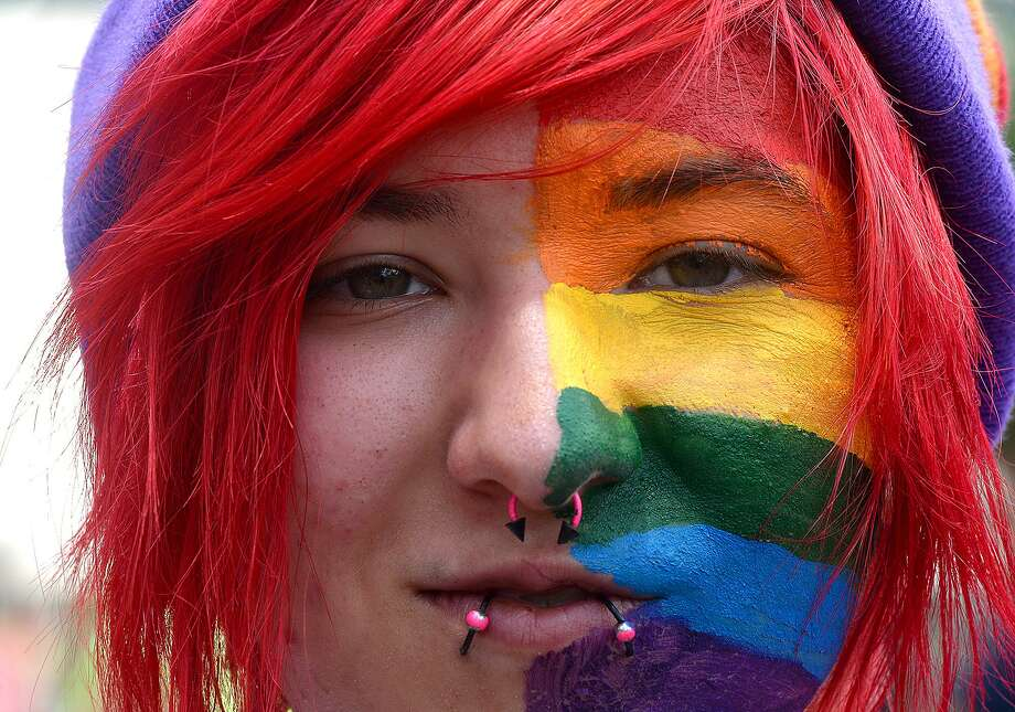 Middletown's first Pride celebration has been scheduled for June 15. Photo: Kim Brent / The Enterprise / BEN