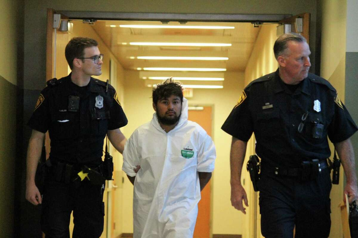 Luis Diaz-Quijas, 22, is charged with murder in the fatal hit-and-run that killed Christy Cantu, a 40-year-old mother of seven.
