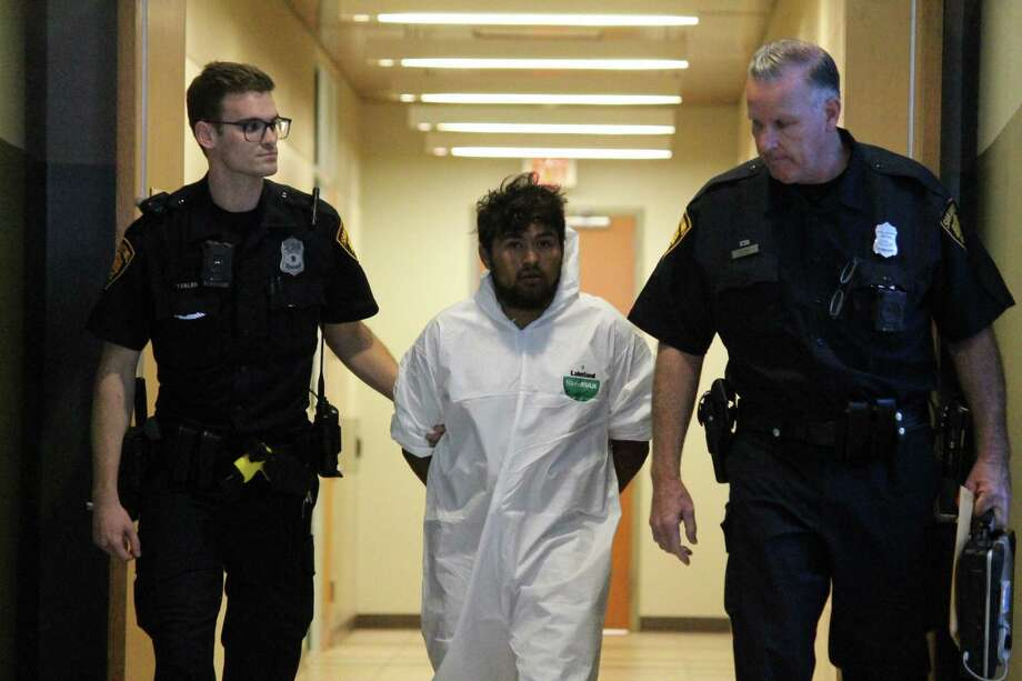 Luis Diaz-Quijas, 22, is charged with murder in the fatal hit-and-run that killed Christy Cantu, a 40-year-old mother of seven. Photo: Fares Sabawi/San Antonio Express-News