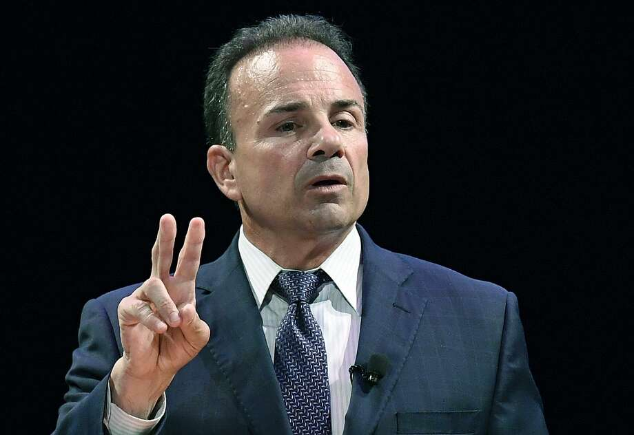 Ganim Photo: Jessica Hill / Associated Press / AP2018