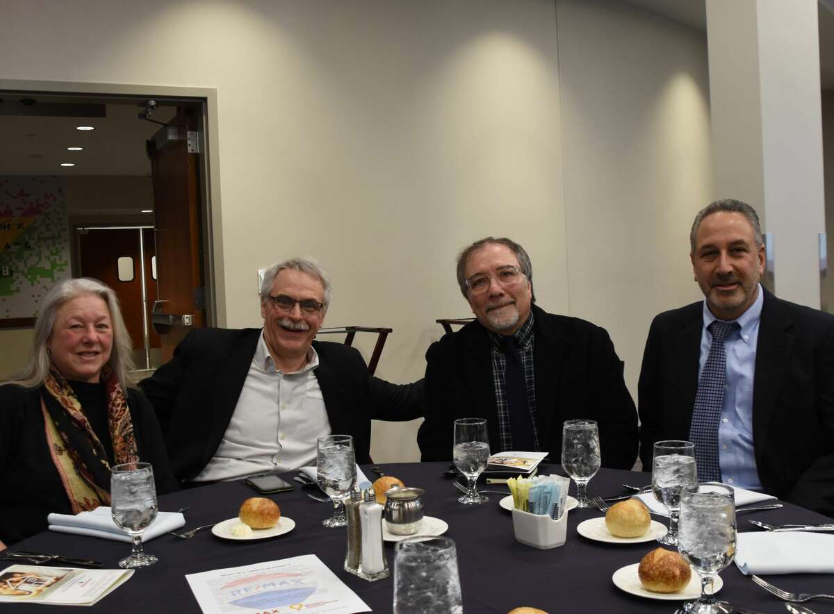 Were you SEEN at the Times Union Leadership Luncheon featuring Neil Golub held on Wednesday, March 13 at the Hearst Media Center in Colonie?
