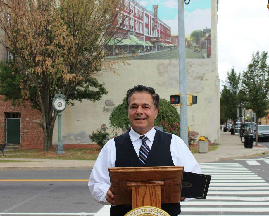 Ansonia Mayor David Cassetti Photo: Contributed