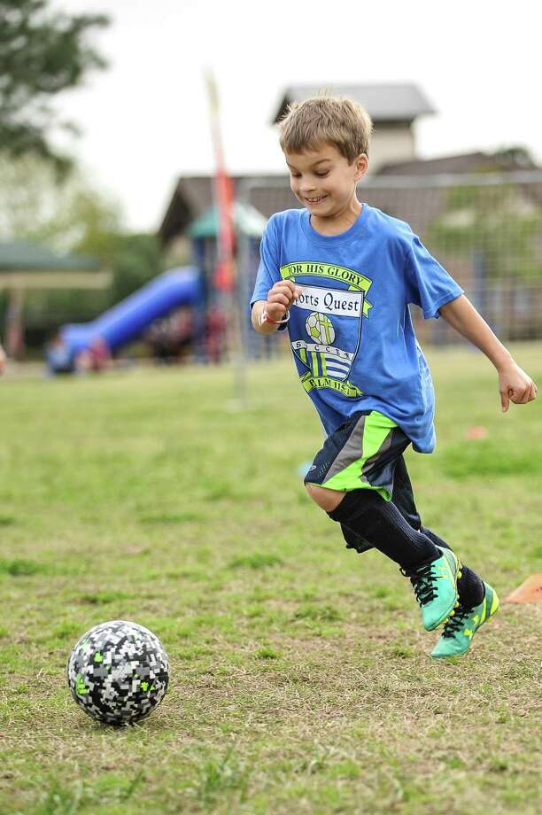 Sports Quests combines soccer with Christ. Photo: Sports Quest