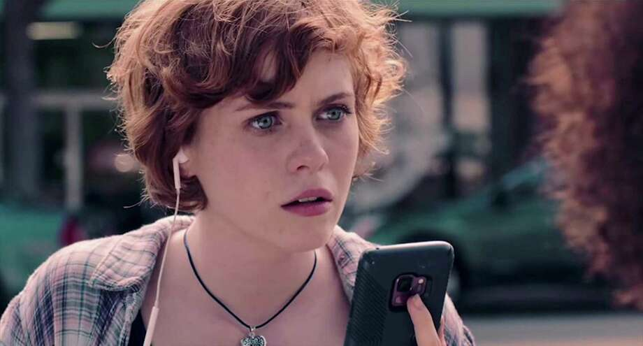 """Sophia Lillis in """"Nancy Drew and the Hidden Staircase."""" (A Very Good Production Inc./IMDb/TNS) Photo: A Very Good Production Inc., HO / TNS / IMDb"""