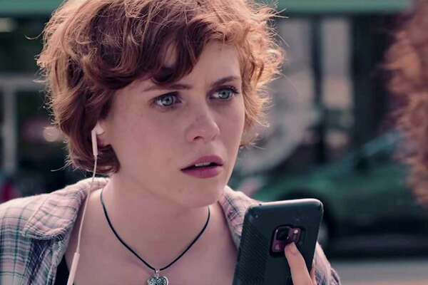 "Sophia Lillis in ""Nancy Drew and the Hidden Staircase."" (A Very Good Production Inc./IMDb/TNS)"