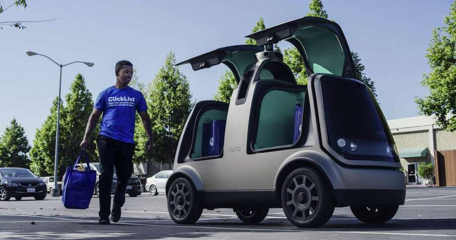 Kroger launches autonomous grocery delivery service in Houston