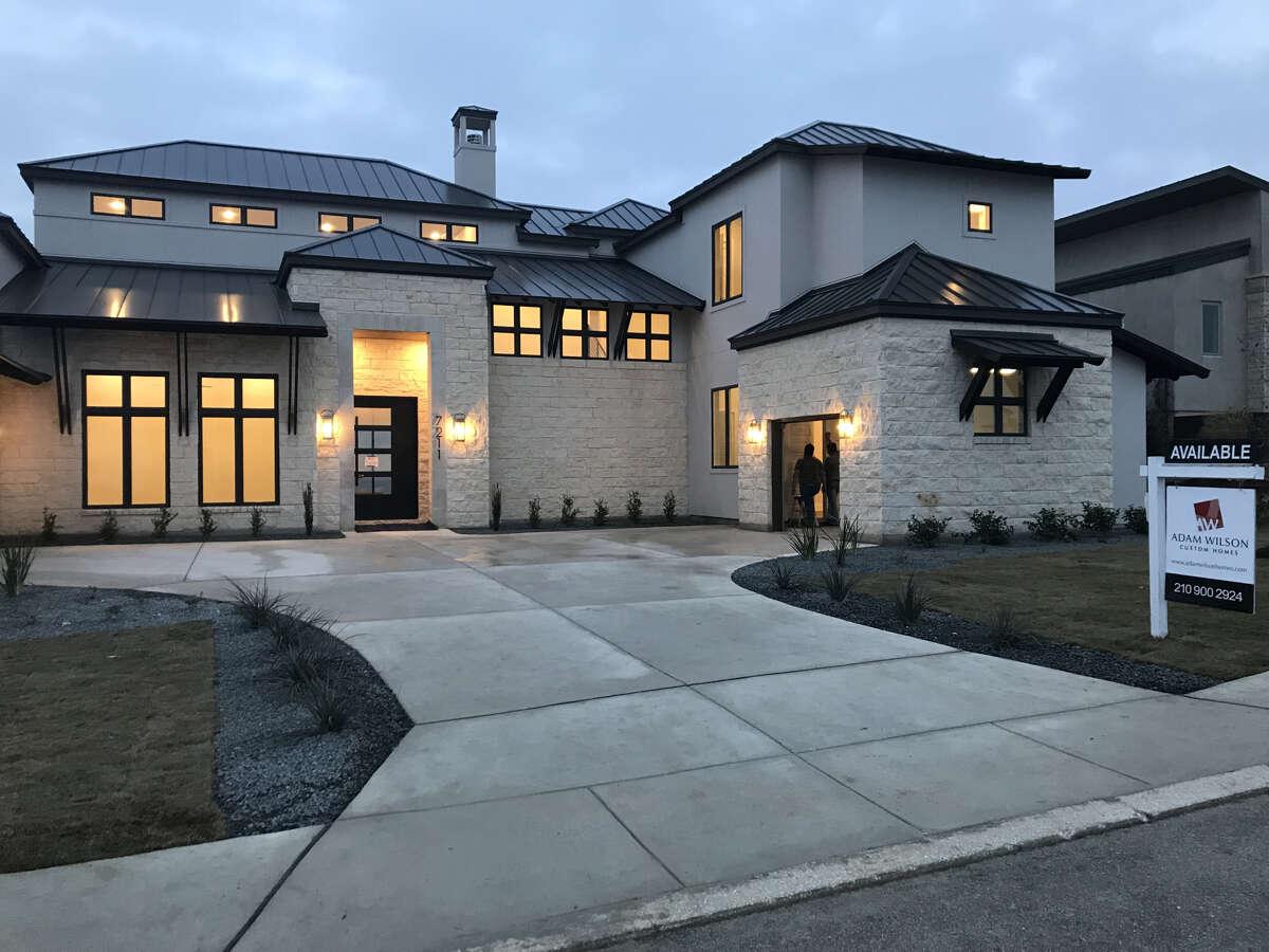 Builder: Adam Wilson Custom Homes Address: 7211 Bella Rose Price: $1,699,000