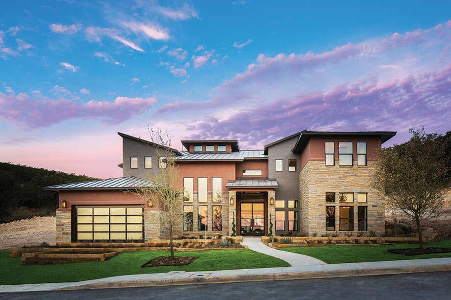 Builder: Partners in BuildingCommunity: Cresta BellaAddress: 7306 Cresta Bulivar, San Antonio, TX 78256Price: $1,200,000 Photo: Partners In Building Custom Homes