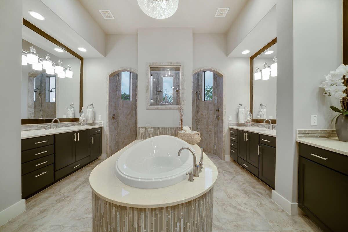 Builder: Weston Dean Custom Homes Address: 9730 Autumn Canyon SA, TX 78255 Price: $750,900