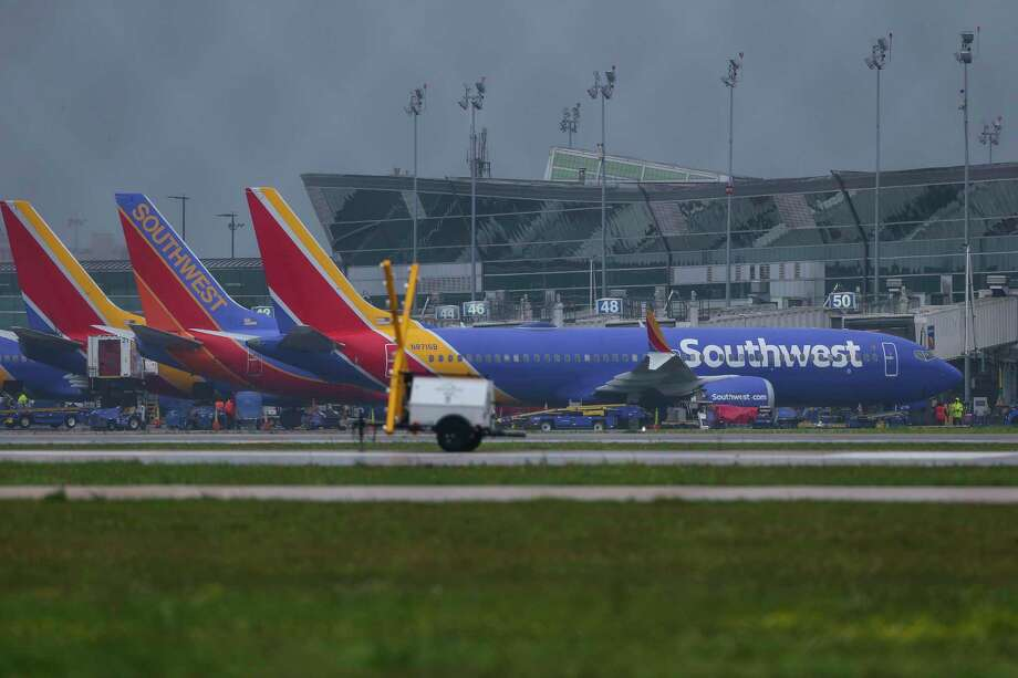 Southwest Airlines is again featuring its three-day, super-low-price deals. >>>See some of the best deals departing from Houston. Photo: Yi-Chin Lee, Houston Chronicle / Staff Photographer / © 2018 Yi-Chin Lee / Houston Chronicle
