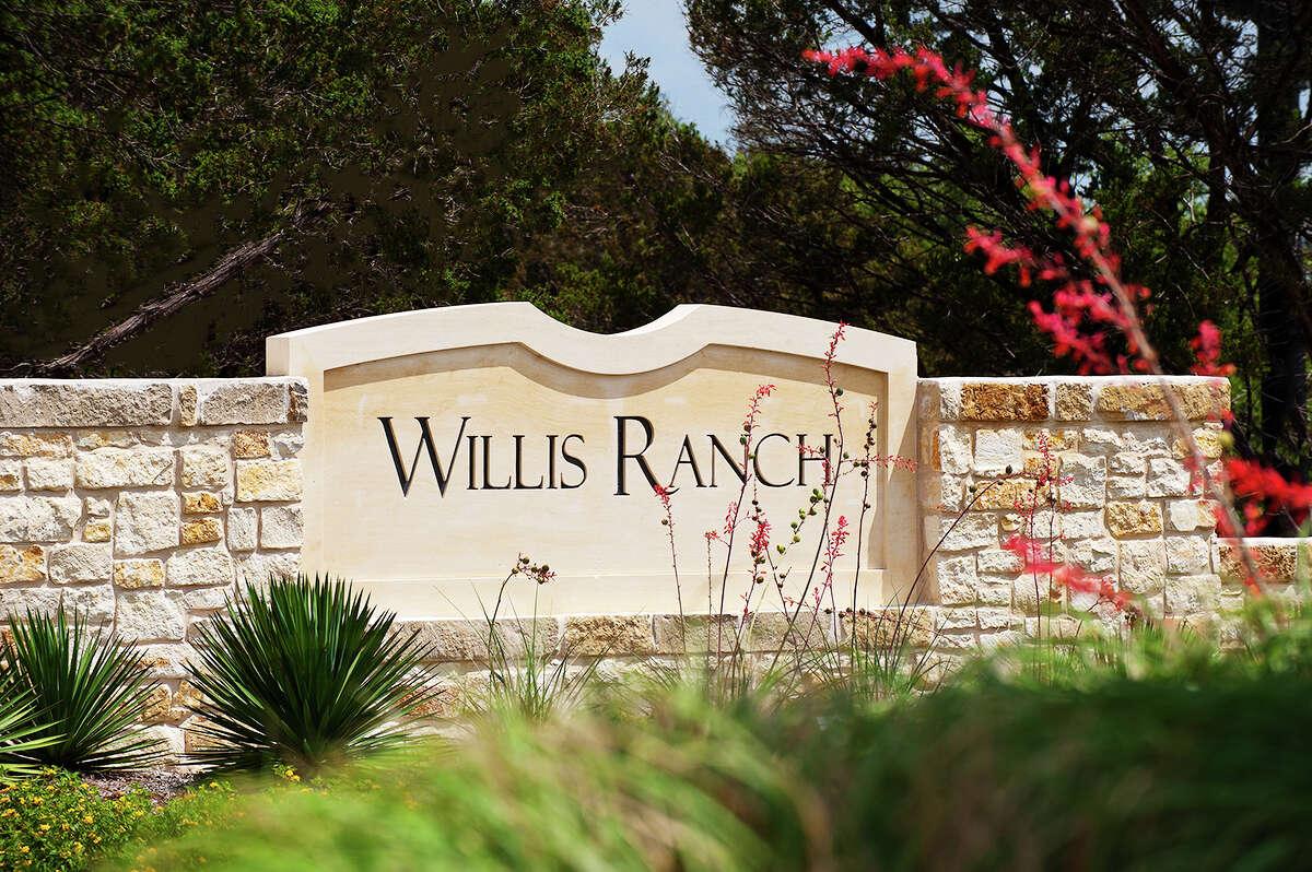 Developer: Denton Communities Community: Huntington - Willis Ranch Address: 28233 Willis Ranch, San Antonio, TX 78260