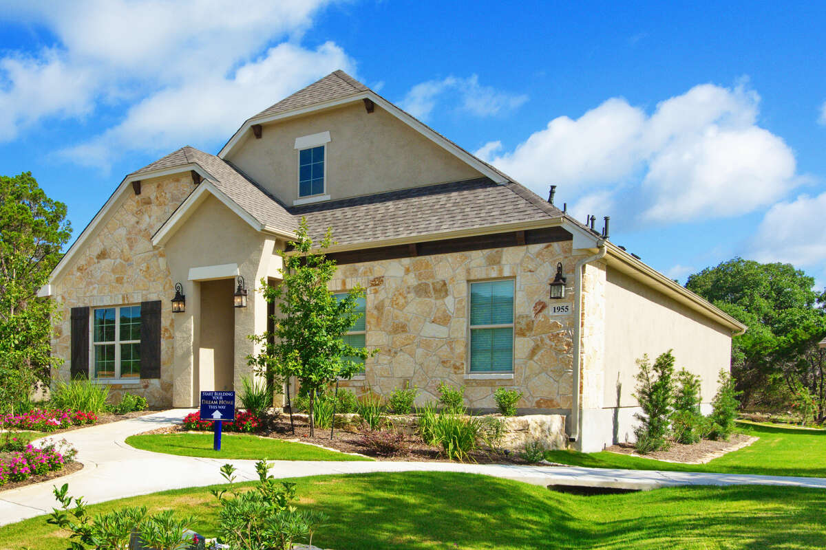 2020 Spring Tour of Homes Sitterle Homes at Willis Ranch1955 Worsham Pass, SA 78260