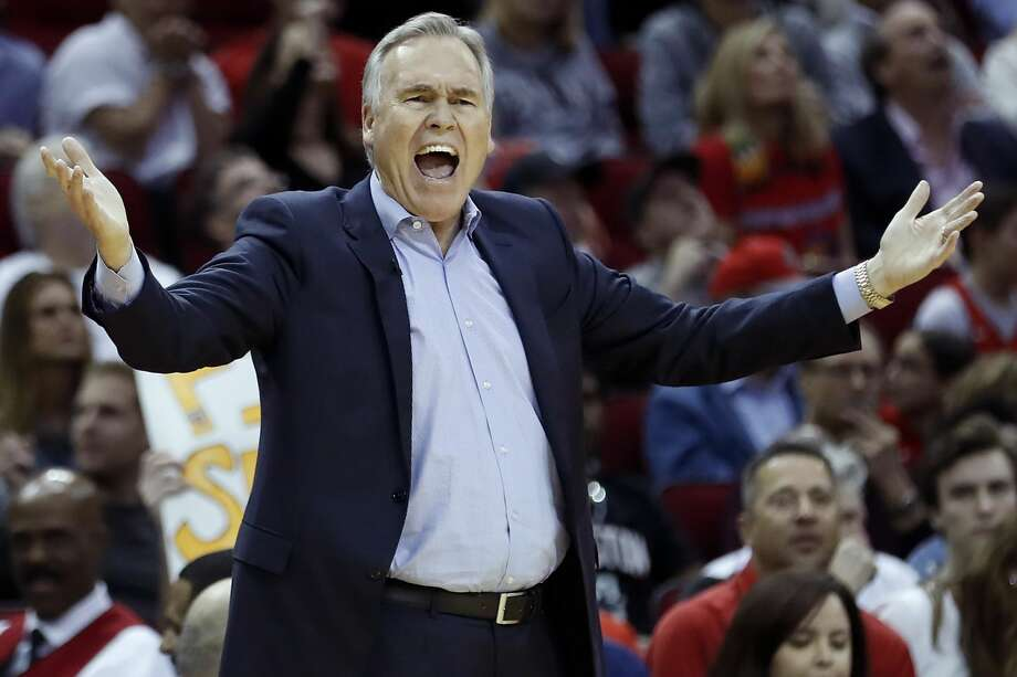 PHOTOS: Rockets contracts heading into offseason 