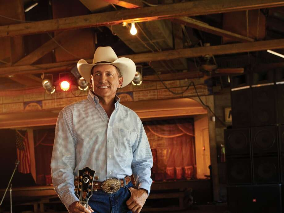 George Strait Photo: Universal Music Nashville
