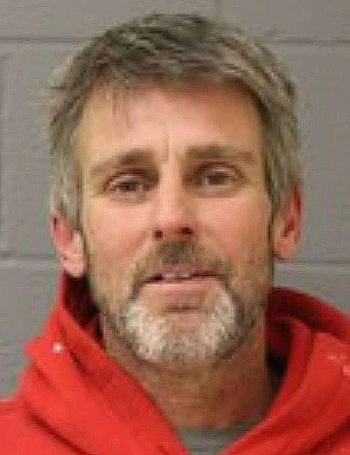John Marlin, 53, of Shelton, was charged with burglary, larceny and criminal mischief in connection with the theft of copper from a Fairfield Hills building on Wednesday, March 13, 2019. Also charged was John Rodia, 49, also of Shelton.