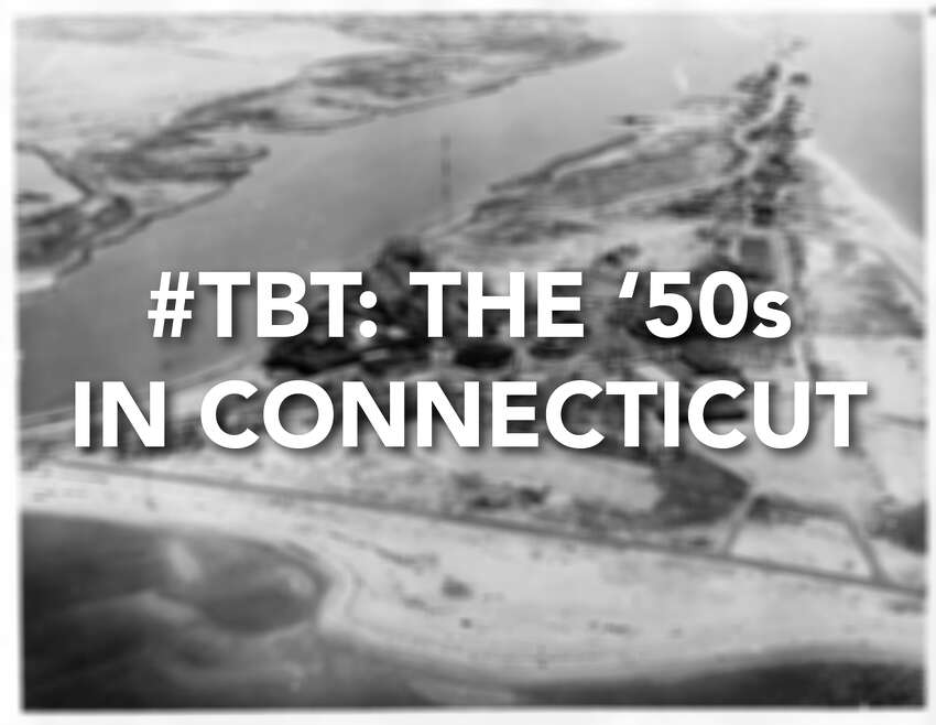 The '50s in Connecticut