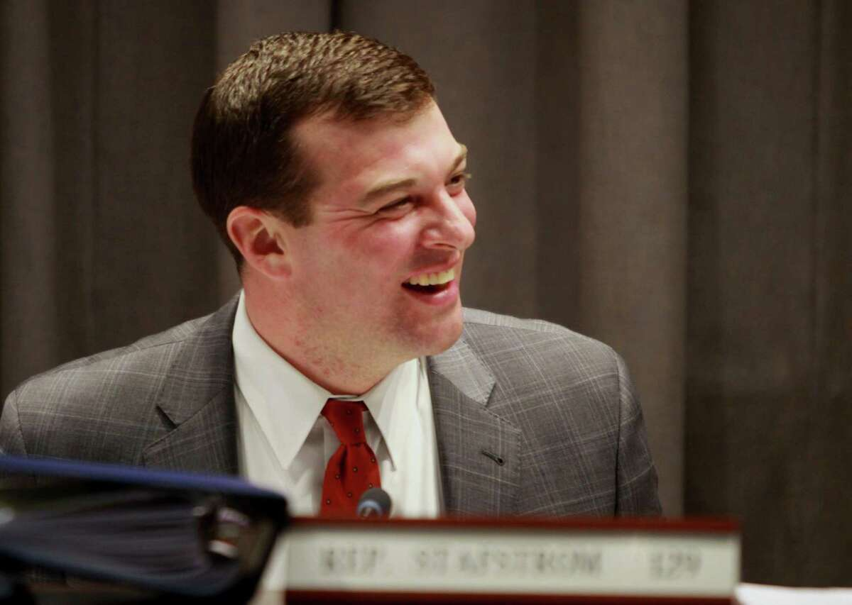 State Rep. Steven Stafstrom, D-Bridgeport