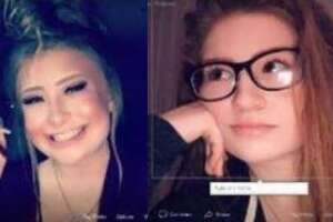 Twin girls, Kendall and Kelsey Clark, from Willis were reported as runaways.