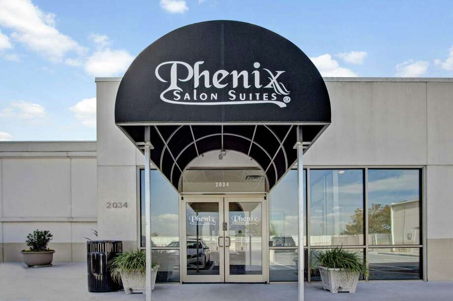 The Phenix Salon Suites on the second floor of the River Oaks Shopping Center at West Gray and Shepherd has been operating at capacity, according to CBRE. Phenix Salon Suites is expanding in the Houston market. Photo: CBRE