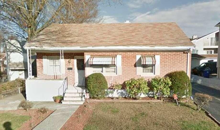 306 Alexander Avenue in Bridgeport sold for $165,000. Photo: Google Street View