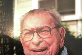 Norman Fournier was on the rodeo circuit before he joined the Merchant Marine during World War II.