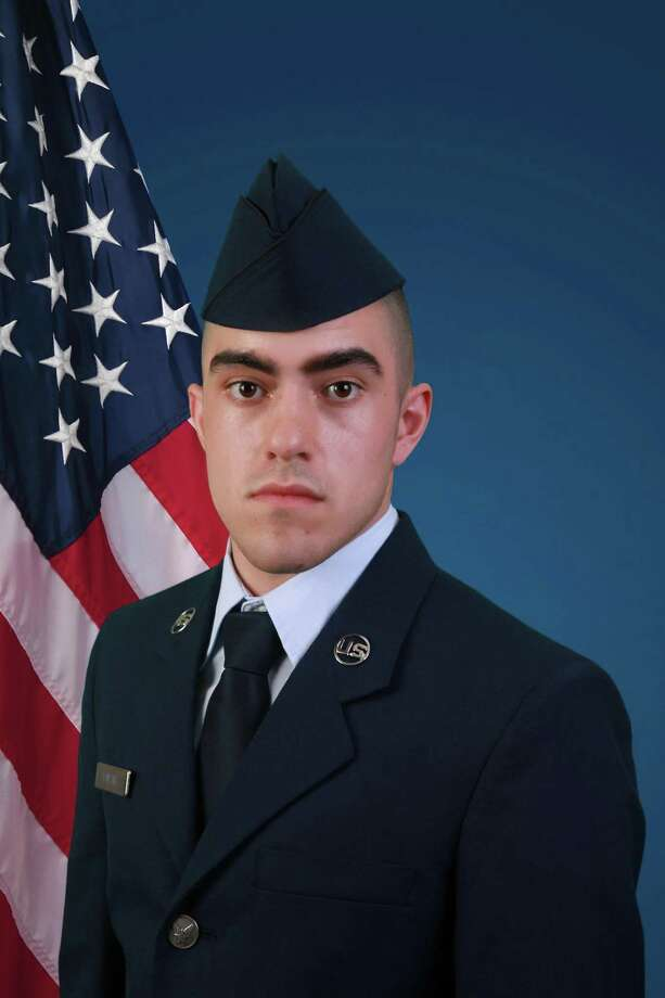 U.S. Air Force Airman Gabriel A. Knittel Photo: Contributed Photo