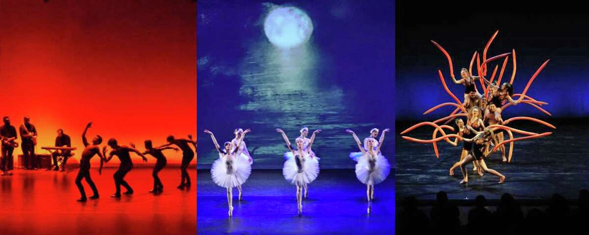 The Spring Studio Series begins March 20, featuring the Nutmeg Ballet and Torrington School of Ballet.